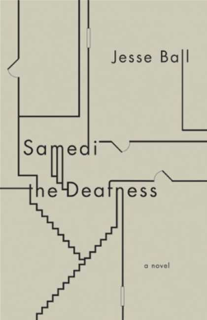 Greatest Book Covers - Samedi the Deafness
