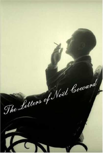 Greatest Book Covers - The Letters of Noel Coward