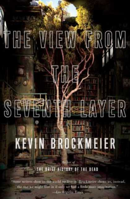 Greatest Book Covers - The View From the Seventh Layer