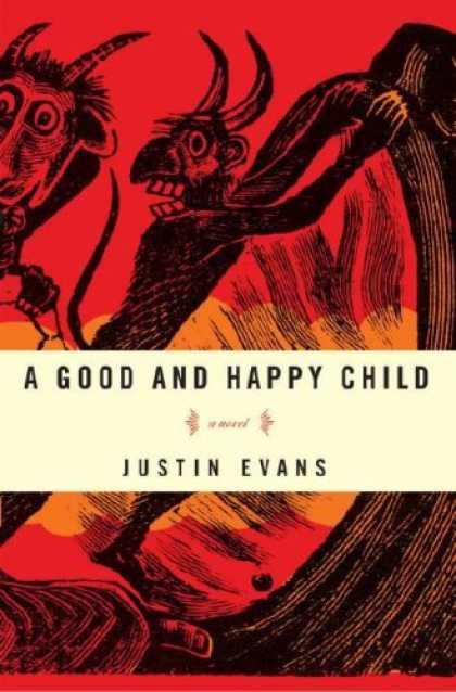 Greatest Book Covers - A Good and Happy Child