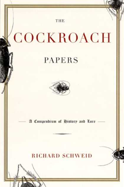 Greatest Book Covers - The Cockroach Papers