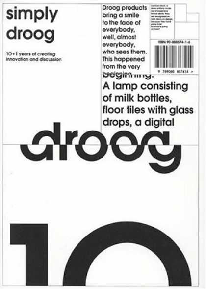 Greatest Book Covers - Simply Droog