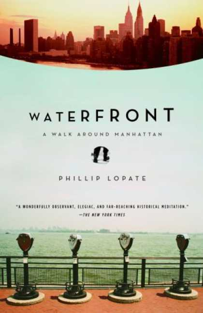 Greatest Book Covers - Waterfront
