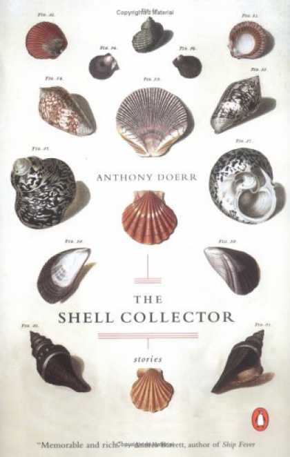 Greatest Book Covers - The Shell Collector