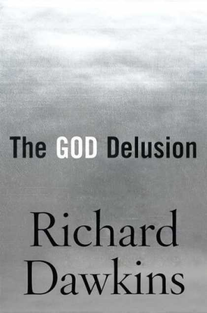 Greatest Book Covers - The God Delusion
