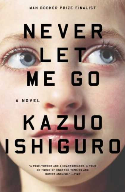 Greatest Book Covers - Never Let Me Go