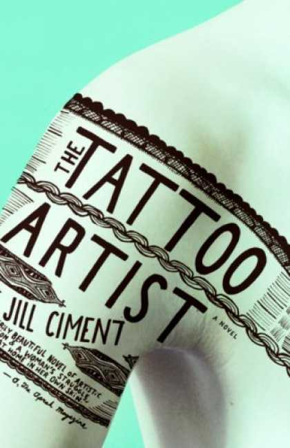 Greatest Book Covers - The Tattoo Artist