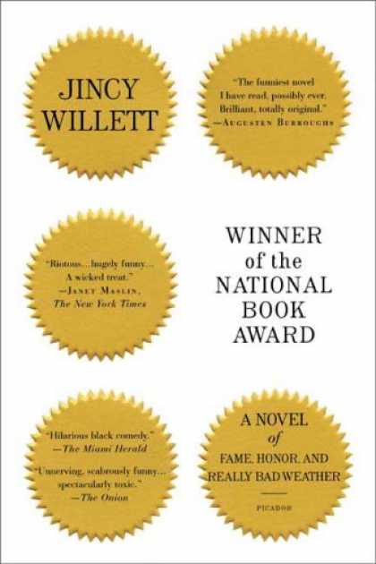 Greatest Book Covers - Winner of the National Book Award