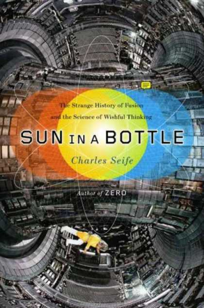 Greatest Book Covers - Sun in a Bottle