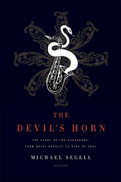 Greatest Book Covers - The Devil's Horn