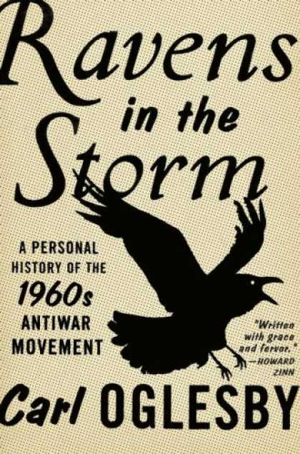 Greatest Book Covers - Ravens in the Storm