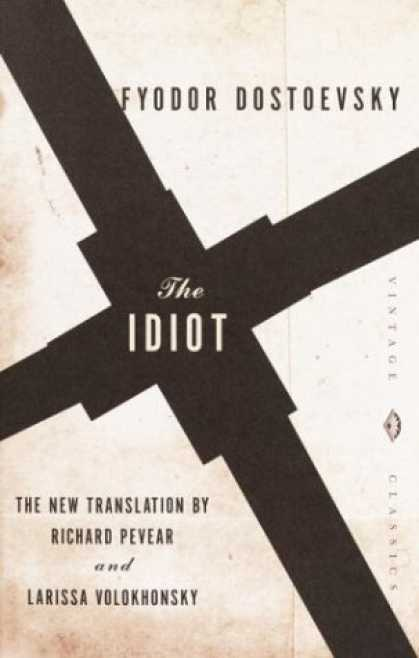 Greatest Book Covers - The Idiot