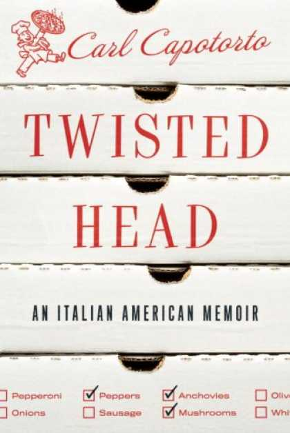 Greatest Book Covers - Twisted Head