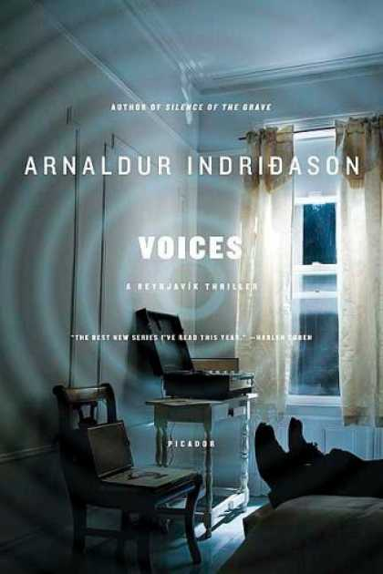 Greatest Book Covers - Voices