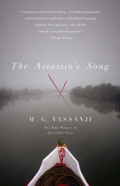 Greatest Book Covers - The Assassin's Song