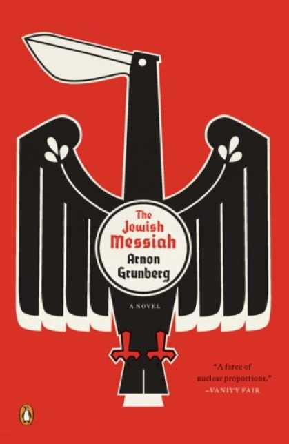 Greatest Book Covers - The Jewish Messiah