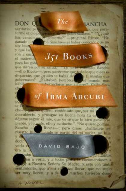 Greatest Book Covers - The 351 Books of Irma Arcuri