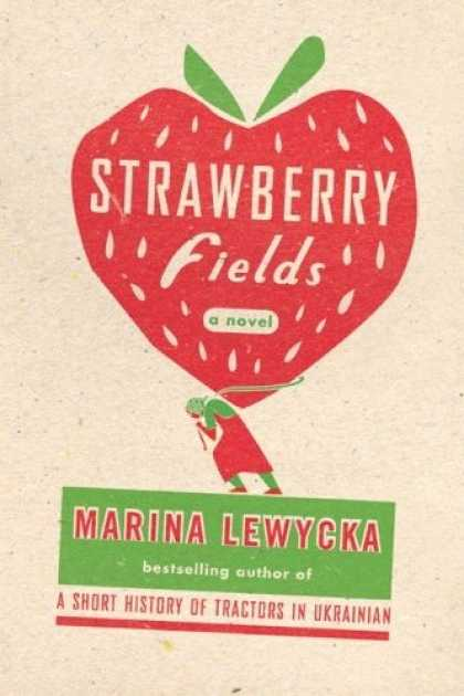 Greatest Book Covers - Strawberry Fields