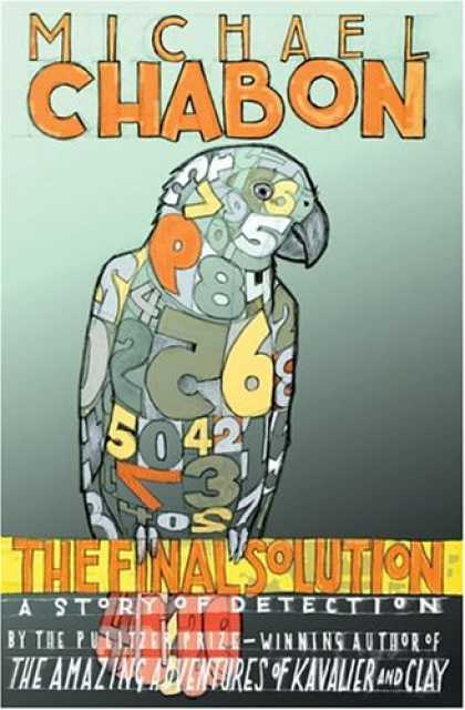 Greatest Book Covers - The Final Solution