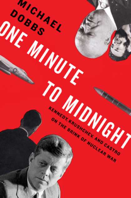 Greatest Book Covers - One Minute to Midnight