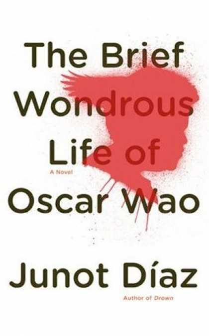 Greatest Book Covers - The Brief Wondrous Life of Oscar Wao