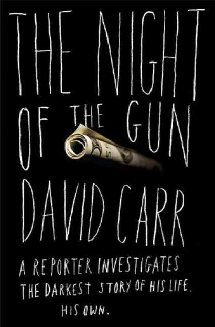 Greatest Book Covers - The Night of the Gun