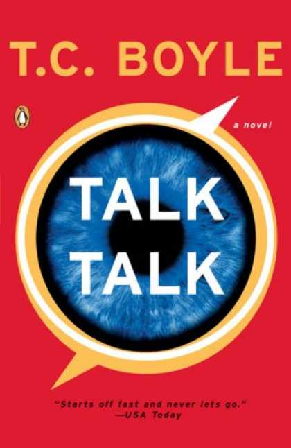 Greatest Book Covers - Talk Talk