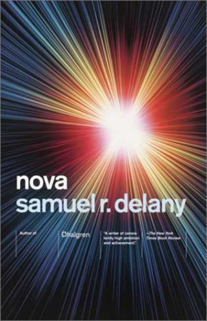 Greatest Book Covers - Nova