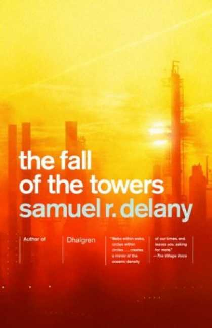 Greatest Book Covers - The Fall of the Towers