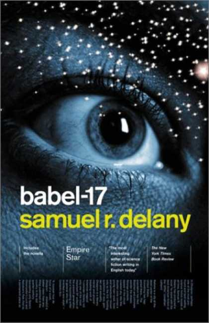 Greatest Book Covers - Babel-17/Empire Star