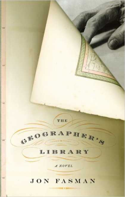 Greatest Book Covers - The Geographer's Library