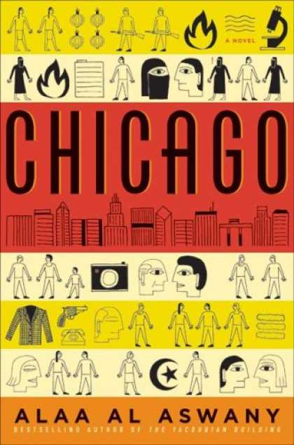 Greatest Book Covers - Chicago