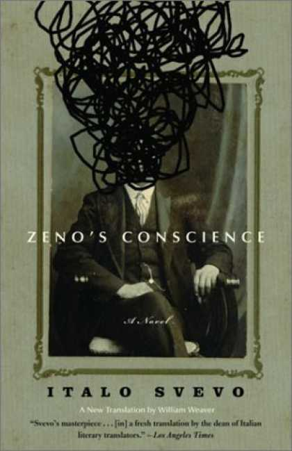 Greatest Book Covers - Zeno's Conscience