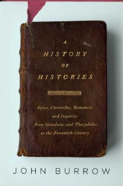 Greatest Book Covers - A History of Histories