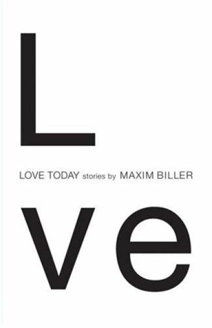 Greatest Book Covers - Love Today