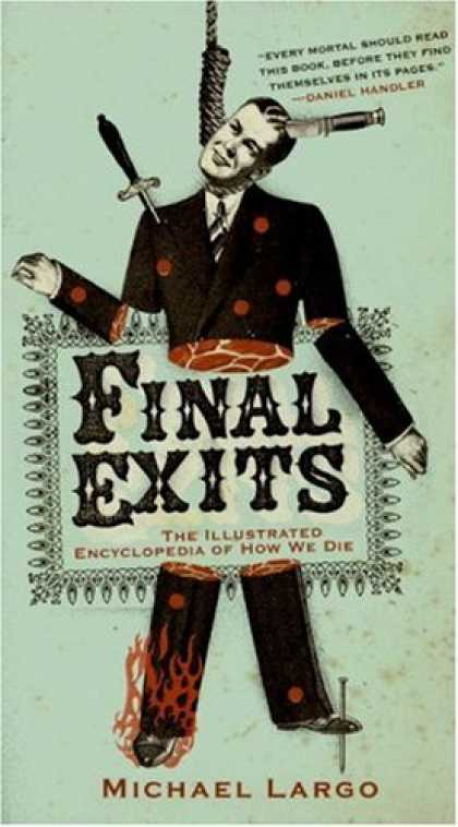 Greatest Book Covers - Final Exits