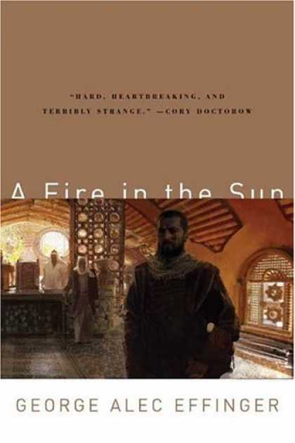 Greatest Book Covers - A Fire in the Sun