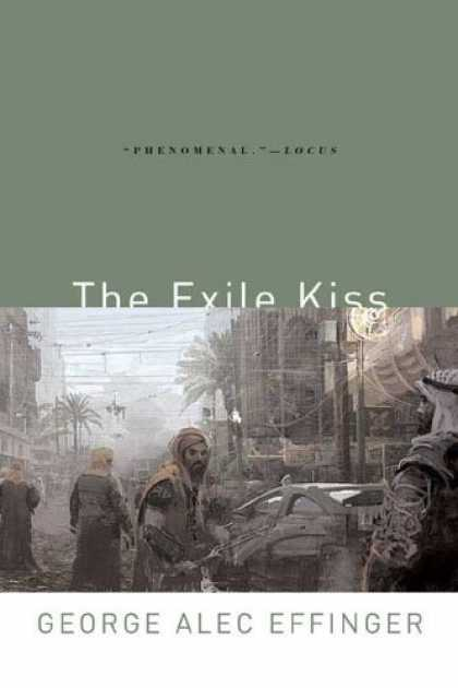 Greatest Book Covers - The Exile Kiss