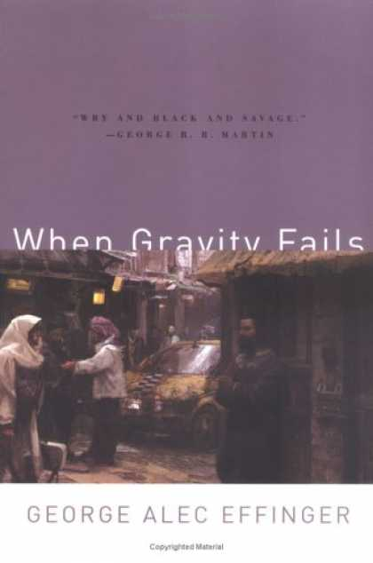 Greatest Book Covers - When Gravity Fails