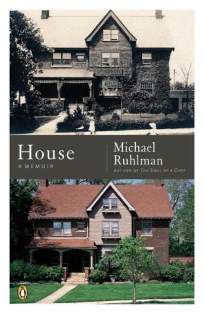 Greatest Book Covers - House
