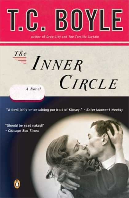 Greatest Book Covers - The Inner Circle