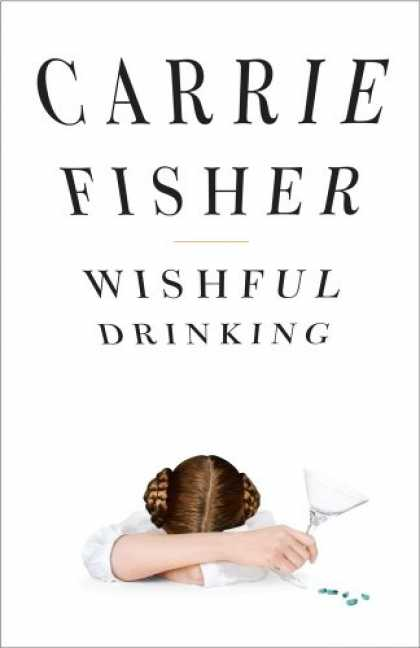 Greatest Book Covers - Wishful Drinking