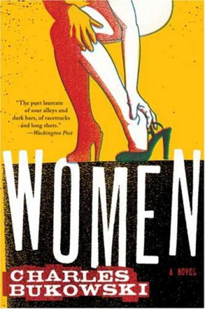 Greatest Book Covers - Women