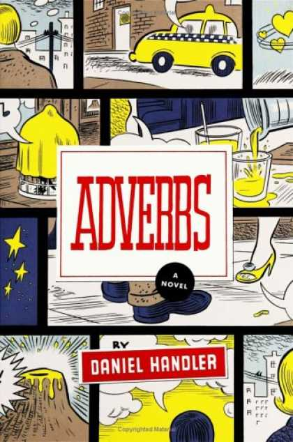 Greatest Book Covers - Adverbs