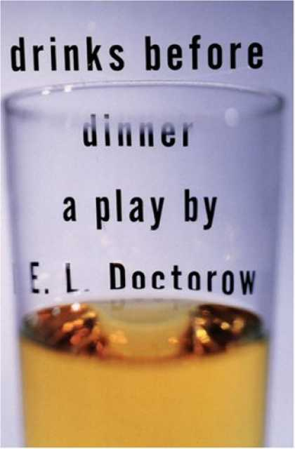 Greatest Book Covers - Drinks Before Dinner