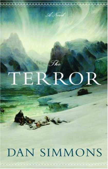 Greatest Book Covers - The Terror