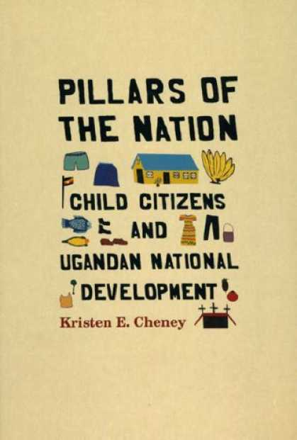 Greatest Book Covers - Pillars of the Nation