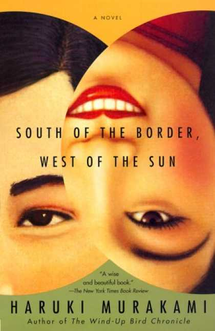 Greatest Book Covers - South of the Border, West of the Sun