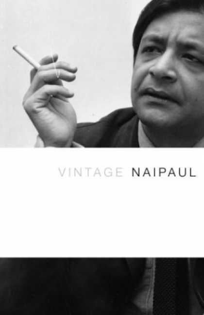 Greatest Book Covers - Vintage Naipaul