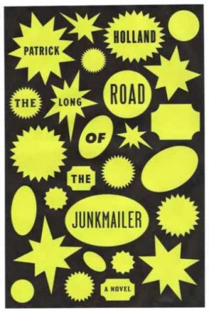 Greatest Book Covers - The Long Road of the Junkmailer